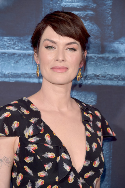 Lena Headey in Real Life