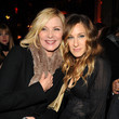 Sarah Jessica Parker And Kim Cattrall's Beef Goes Public