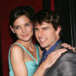 2005: Tom Cruise and Katie Holmes