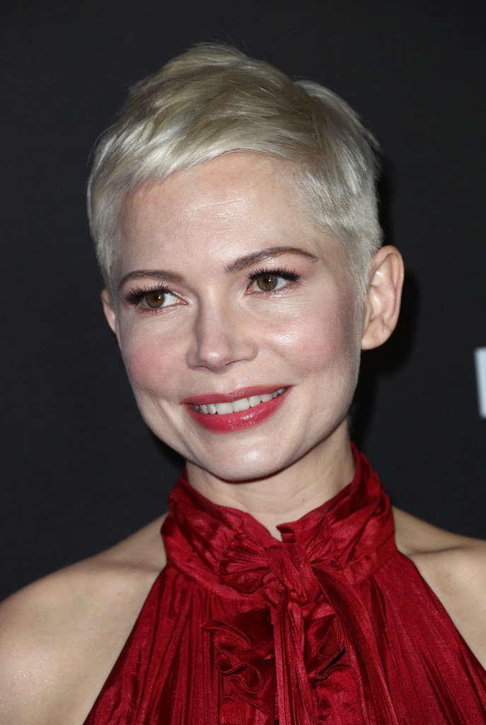 Michelle Williams Now Celebrity Red Carpet Beauty Looks