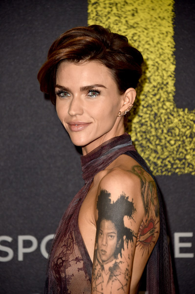 Ruby Rose Now