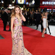 Suki Waterhouse at 'Pride and Prejudice and Zombies' Premiere