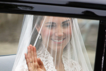 At the Royal Wedding, Kate Middleton's Makeup Is a DIY Affair