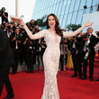 Andie MacDowell in Ralph & Russo