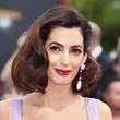 Amal Clooney's Faux Bob at the Venice Film Festival