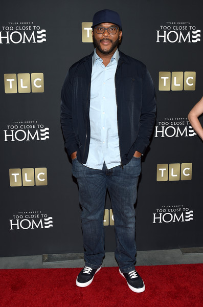 Tyler Perry - 6'5""