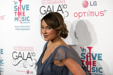 Lauren Conrad Gets Candy-Colored Streaks for Summer