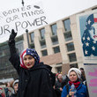 Women's March in Berlin