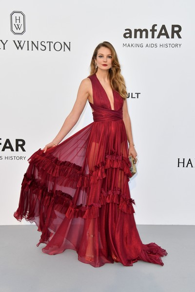 91c3957104 Eniko Mihalik - The Most Daring Gowns From the 2017 Cannes Film ...