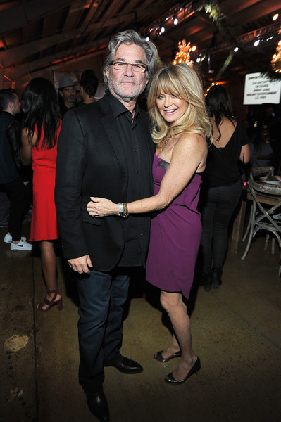 Goldie Hawn and Kurt Russell Now