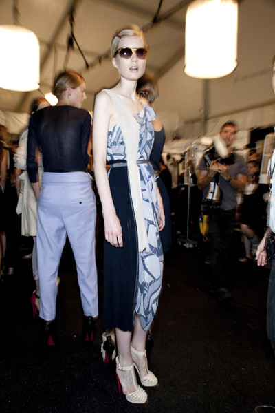 3.1 Phillip Lim at New York Spring 2010 (Backstage)