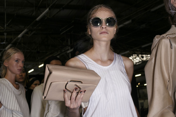 Look - Beauty backstage 3 1 phillip lim spring video
