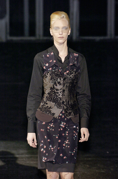 A.F. Vandevorst at Paris Fall 2004
