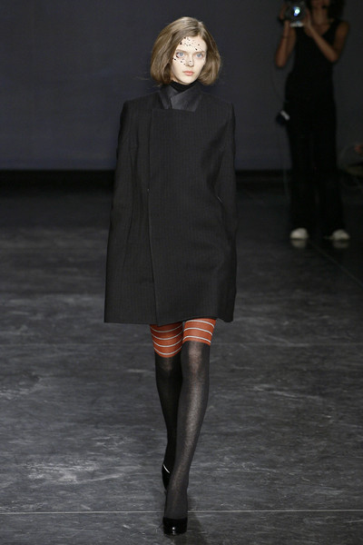 A.F. Vandevorst at Paris Fall 2008