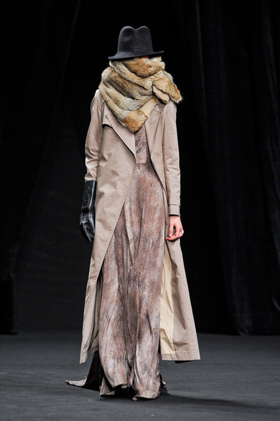 A.F. Vandevorst at Paris Fall 2012
