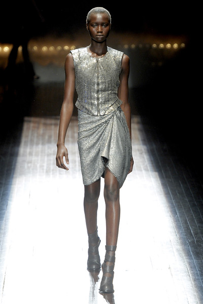 A.F. Vandevorst at Paris Spring 2011
