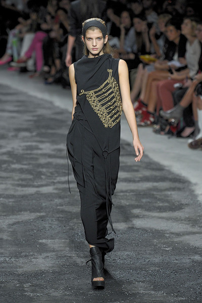 A.F. Vandevorst at Paris Spring 2012