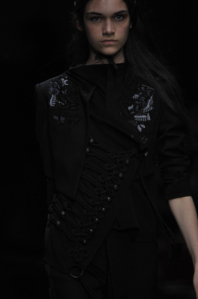 A.F. Vandevorst at Paris Spring 2012 (Details)