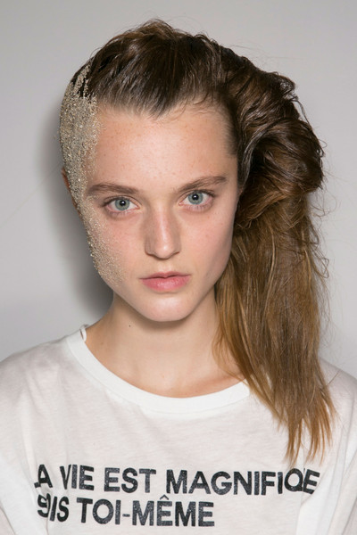 A.F. Vandevorst at Paris Spring 2014 (Backstage)