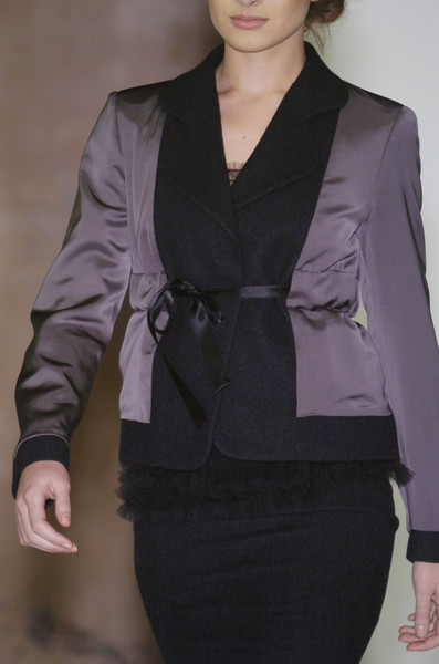 ACQUASCUTUM at London Fall 2005 (Details)