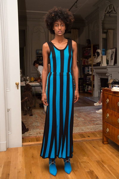 Adam Lippes at New York Spring 2017 [clothing,dress,fashion model,day dress,blue,turquoise,fashion,fashion design,formal wear,electric blue,dress,cocktail dress,fashion,wear,media,dress,totallyher media,llc,new york fashion week,fashion show,fashion,dress,evolve media llc,fashion show,formal wear,totallyher media llc,cocktail dress,runway,haute couture]