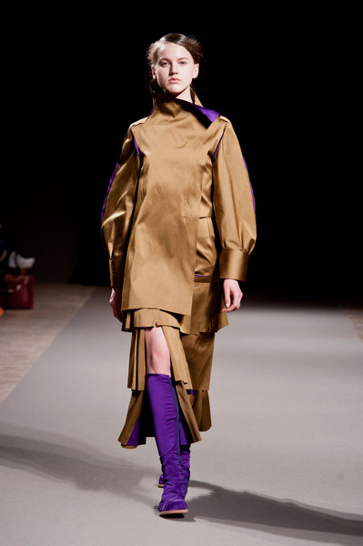 Aganovich at Paris Fall 2013