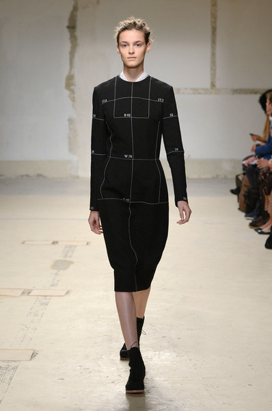 Aganovich at Paris Spring 2014