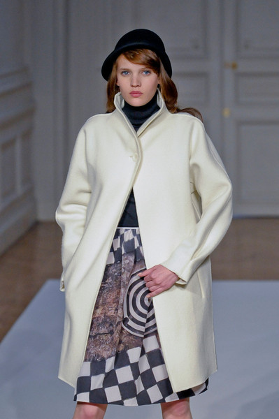 Agnès B. at Paris Fall 2012