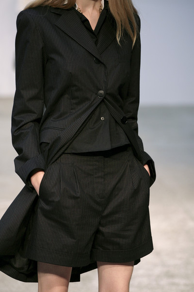 Agnès B. at Paris Spring 2009 (Details)