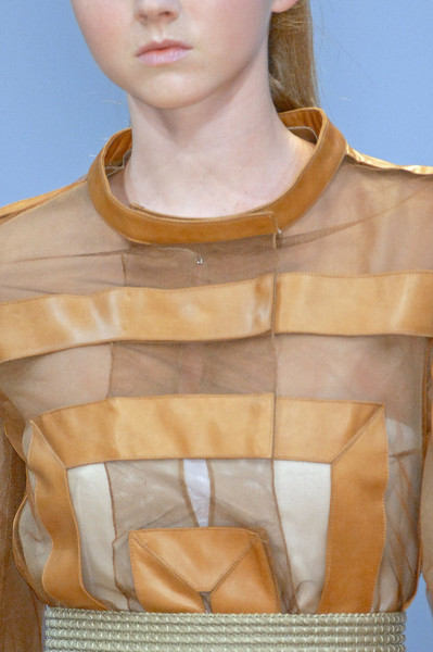 Akris at Paris Spring 2008 (Details)