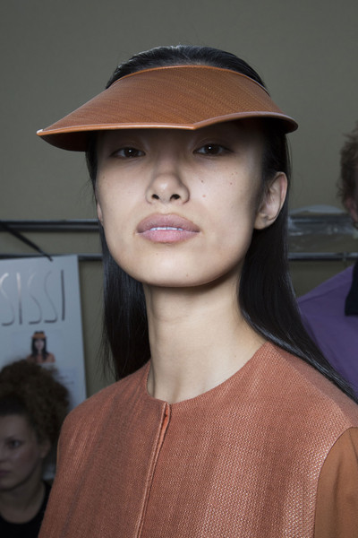 Akris at Paris Spring 2015 (Backstage)