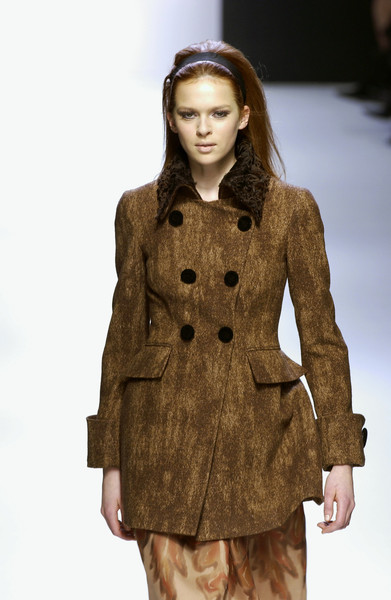 Alberta Ferretti at Milan Fall 2005