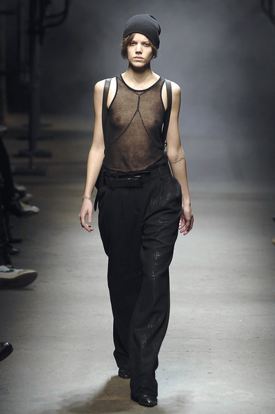 Alexander Wang at New York Fall 2008