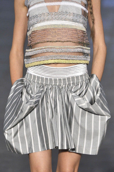 Alexander Wang at New York Spring 2010 (Details)