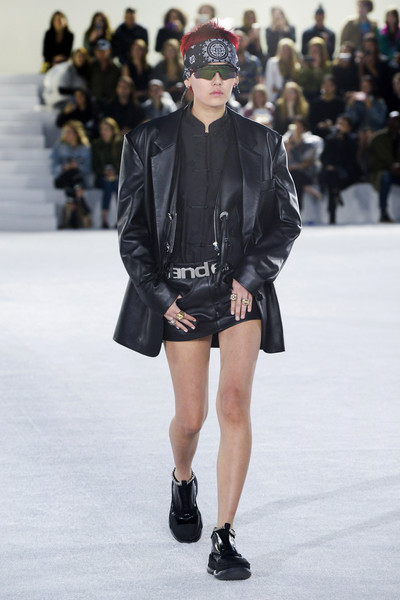Alexander Wang at New York Spring 2019