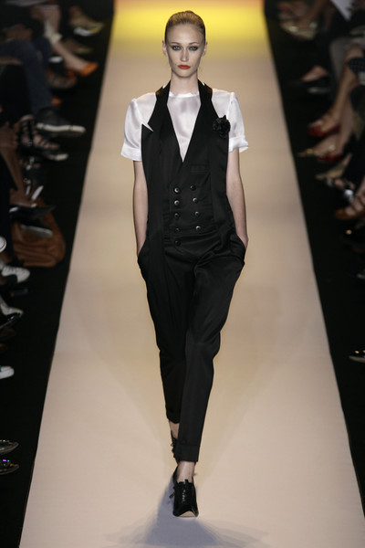 Alexandre Herchcovitch at New York Spring 2008