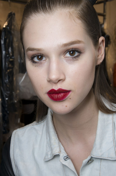 Alexis Mabille at Paris Fall 2013 (Backstage)
