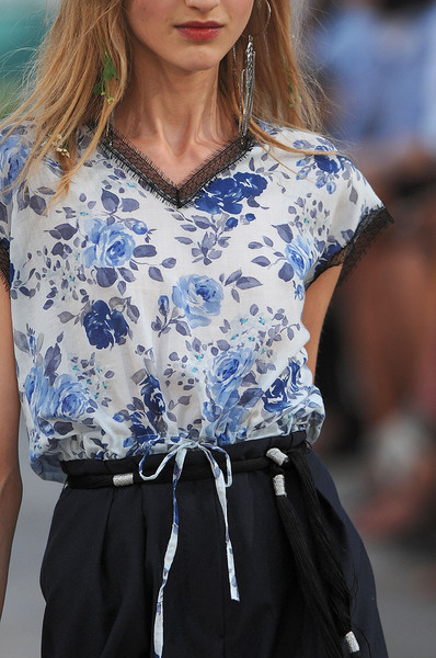 Alexis Mabille at Paris Spring 2012 (Details)
