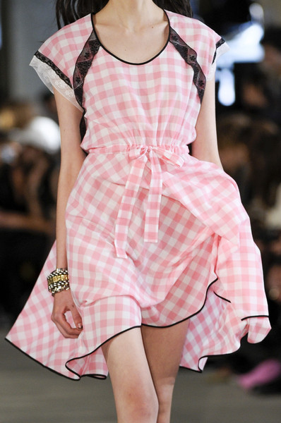 Alexis Mabille at Paris Spring 2013 (Details)