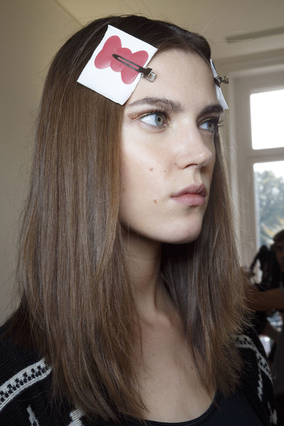 Alexis Mabille at Paris Spring 2015 (Backstage)