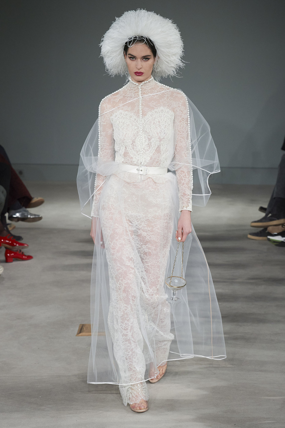 Alexis Mabille at Couture Spring 20   Livingly