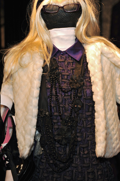 Alice + Olivia at New York Fall 2009 (Details)