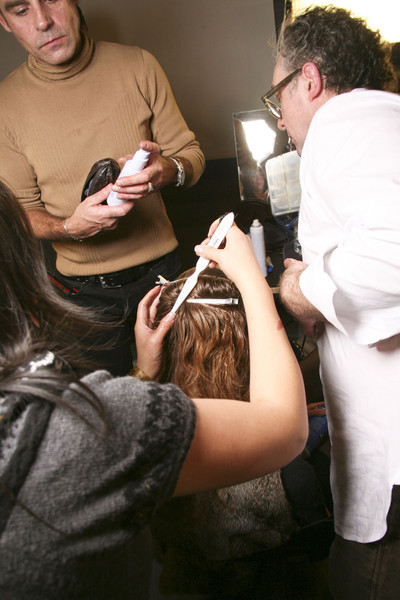 Altuzarra at New York Fall 2011 (Backstage)