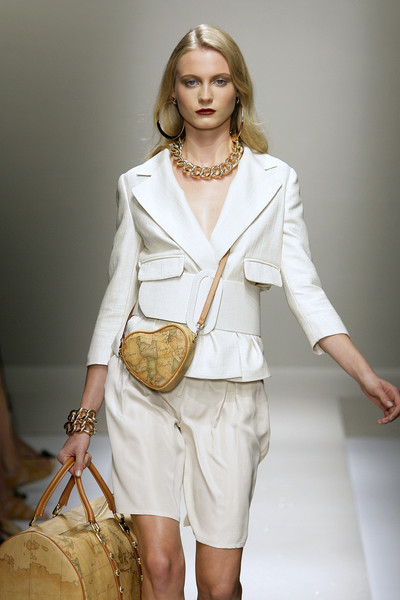 Alviero Martini at Milan Spring 2010