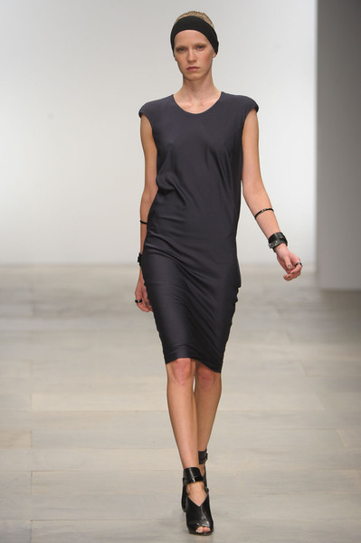 Amanda Wakeley at London Spring 2012
