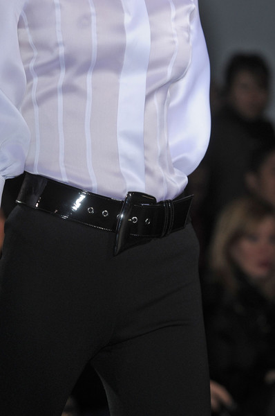 Andrew Gn at Paris Fall 2011 (Details)