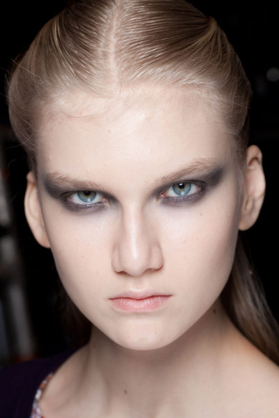 Andrew Gn at Paris Fall 2012 (Backstage)