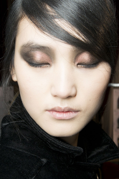 Andrew Gn at Paris Fall 2013 (Backstage)