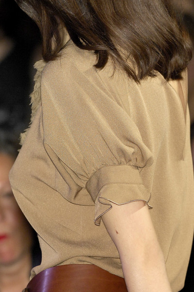Andrew Gn at Paris Spring 2008 (Details)
