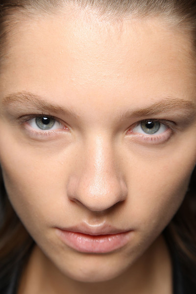 Andrew Gn at Paris Spring 2012 (Backstage)